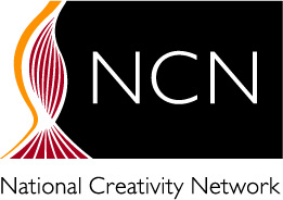 National Creativity Network logo