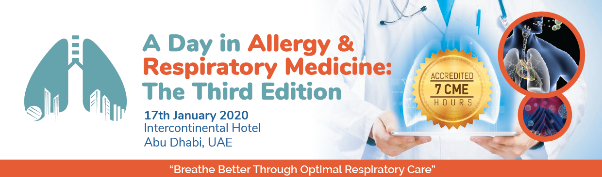 A Day in Allergy and Respiratory Medicine_Jan 17, 2020