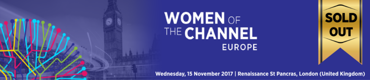Women of the Channel Europe 2017