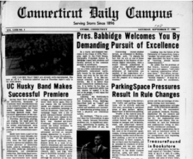Connecticut Daily Campus