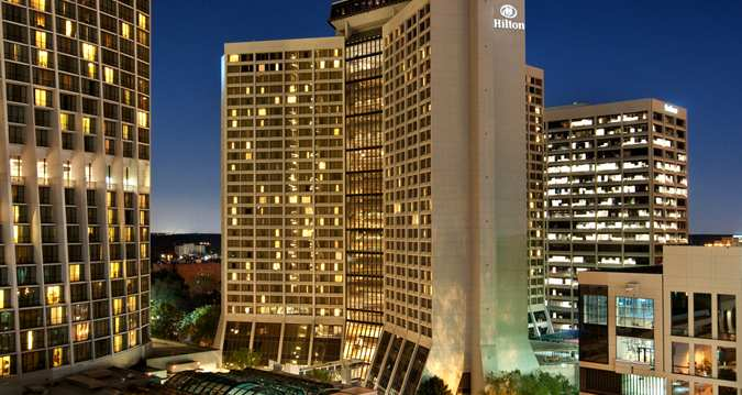 Jacksonville Hilton Hotel And Towers