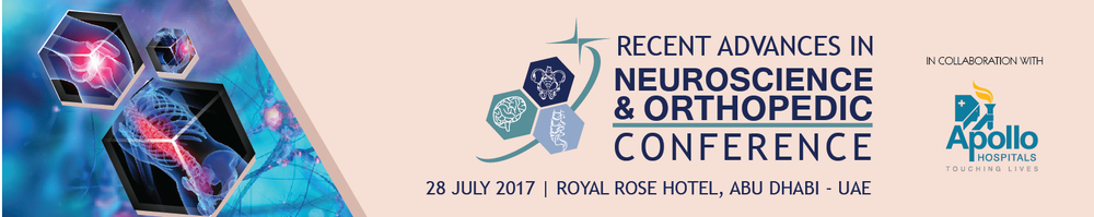 Recent Advances in Neuroscience & Orthopedic Conference