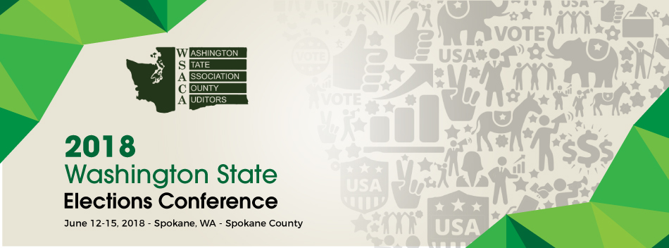 2018 WA State Elections Conference
