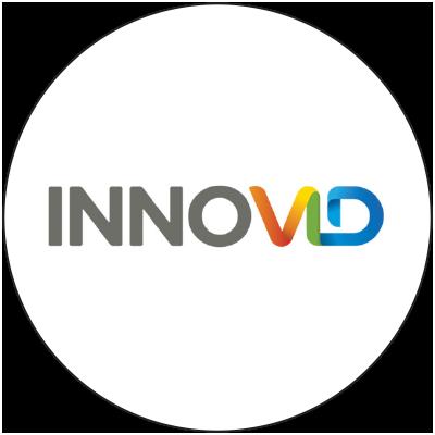 Innovid logo in circle