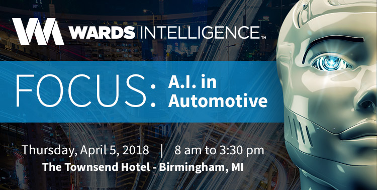 Wards Intelligence Focus: AI Conference