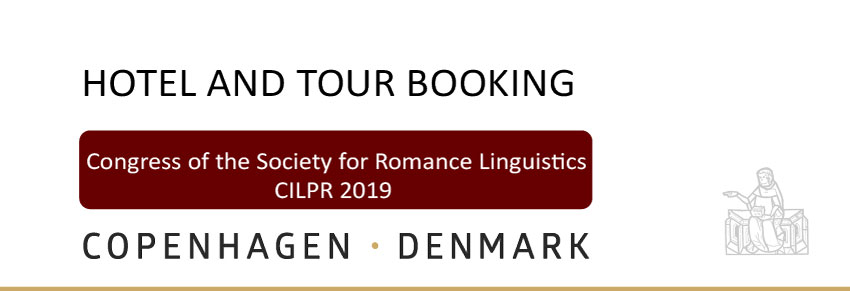 Congress of the Society for Romance Linguistics - SLR 2019