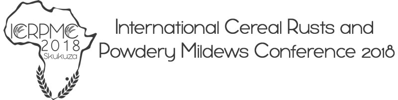 International Cereal Rusts and Powdery Mildews Conference 2018