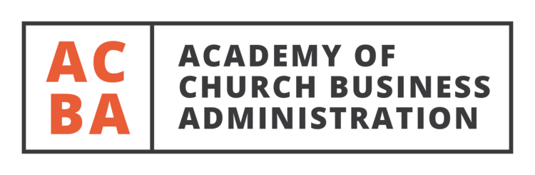 2020 Academy of Church Business Administration