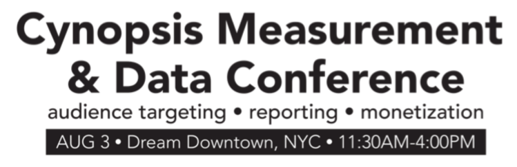 Cynopsis Measurement + Data Conference