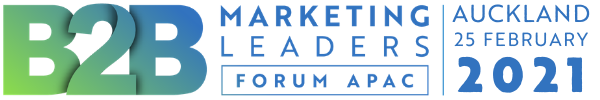 B2B Marketing Leaders Forum - Speaker Submission NZ 2021