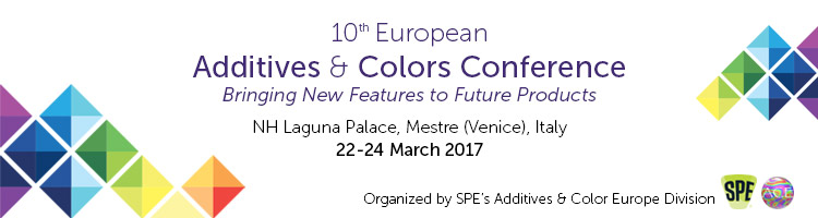 10th European Additives and Color Conference