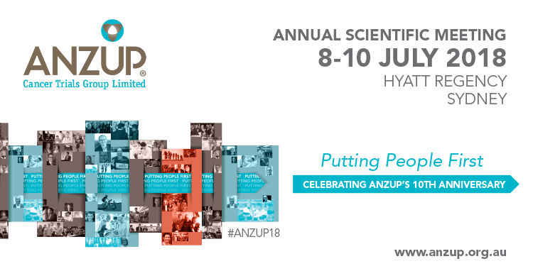 2018 ANZUP Annual Scientific Meeting