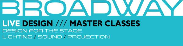 Broadway Master Classes