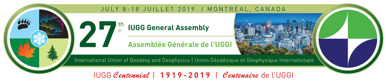 27th IUGG General Assembly 2019 (Exhibitor)