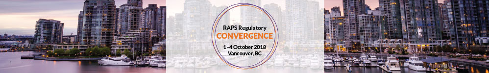 2018 RAPS Regulatory Convergence