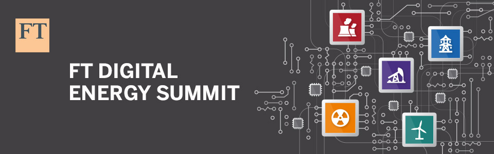FT Digital Energy Summit