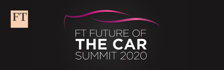 FT Future of the Car Summit 2020