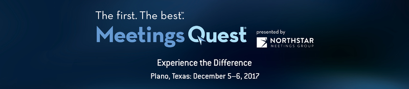 Meetings Quest Plano: December 5-6, 2017