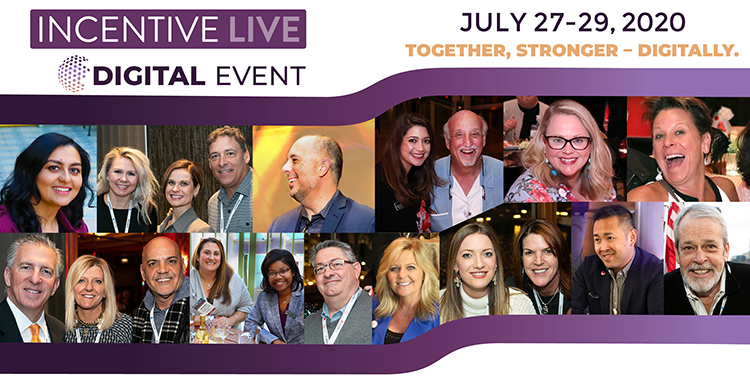 Incentive Live Digital: July 27-29, 2020