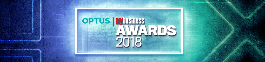 Optus My Business Awards 2018