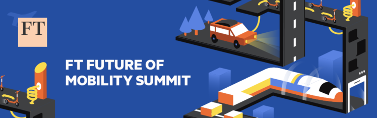 FT Future of Mobility Summit 2020