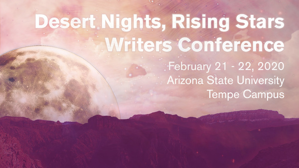 Desert Nights, Rising Stars Writers Conference 2020
