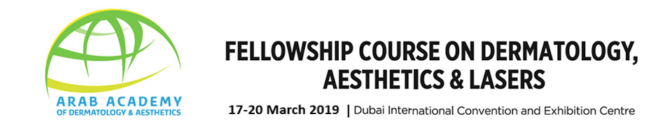 Fellowship Course on Dermatology, Aesthetics and Laser 2019