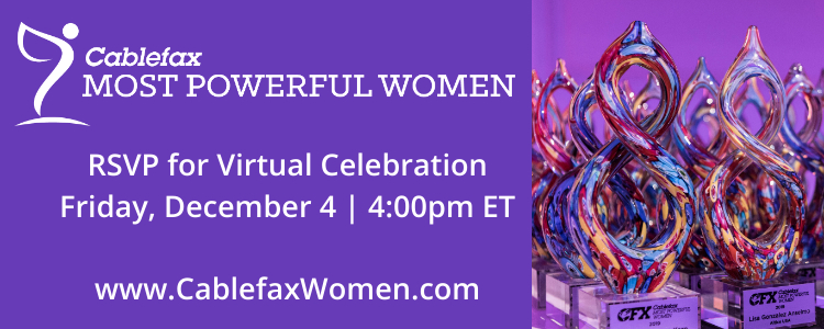 Cablefax Most Powerful Women Celebration