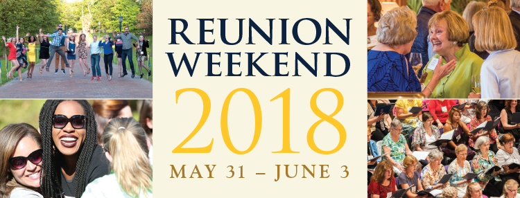 Reunion Weekend 2018