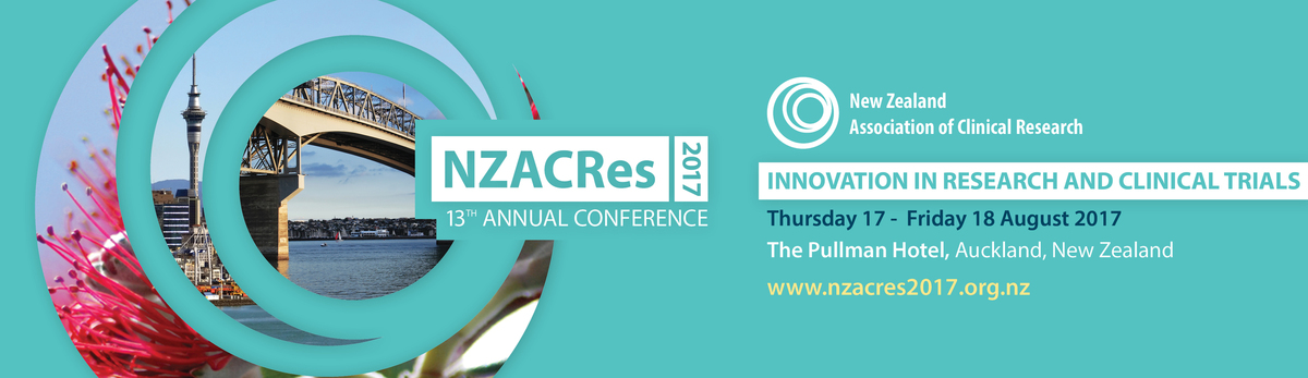 NZACRes 2017 Conference