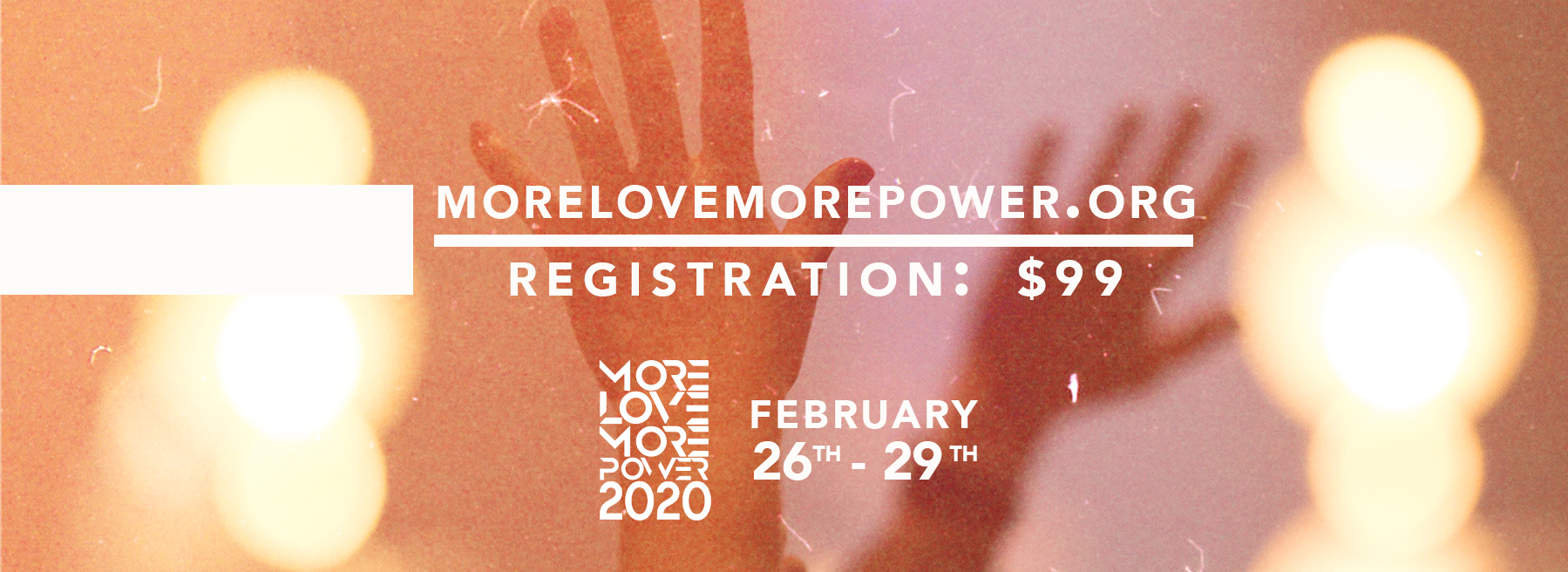 More Love More Power 2020