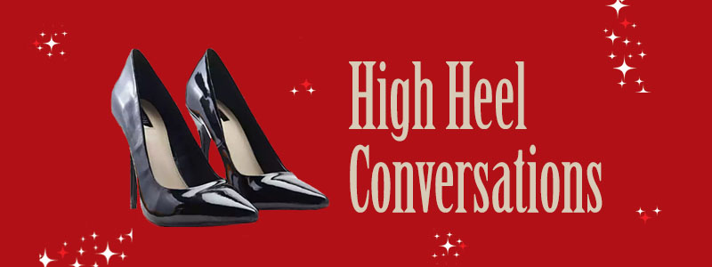 AnitaB.Chicago: High Heel Conversations: Winter Series