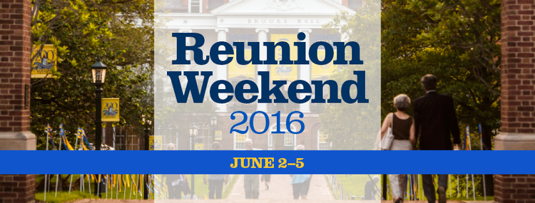 Reunion Weekend 2016