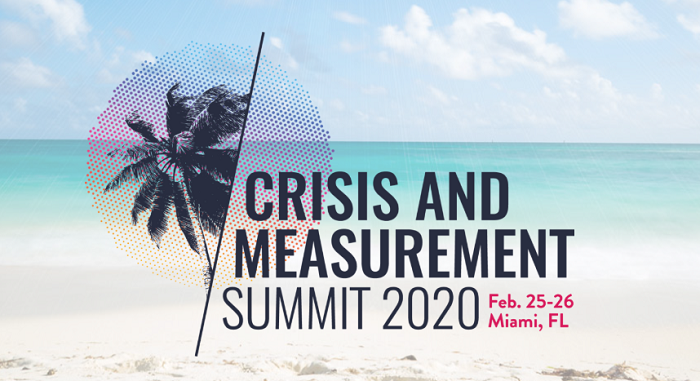 PRNEWS' Crisis and Measurement Summit 2020