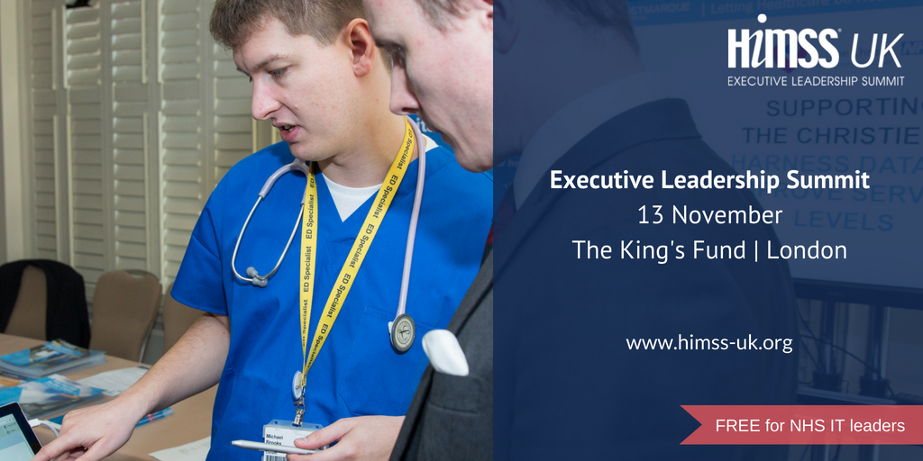 Executive Leadership Summit London 2018