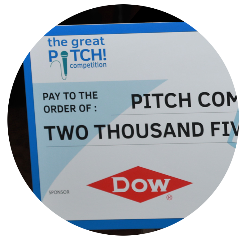 The Great Pitch Competition sponsored by DOW 2019