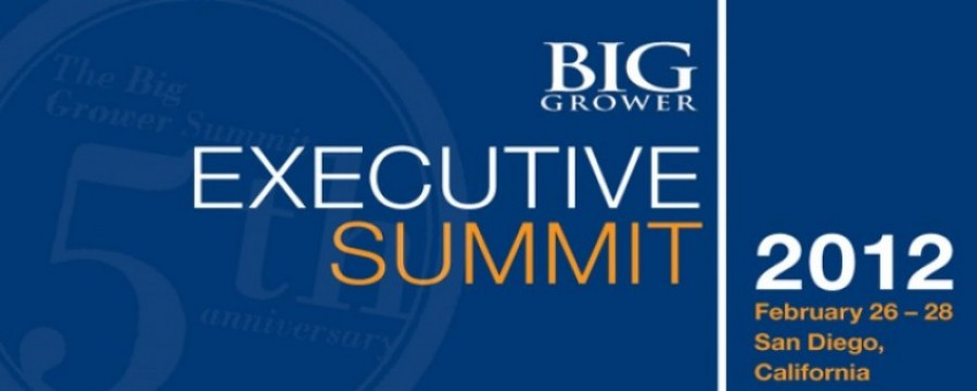 The 2012 Big Grower Executive Summit