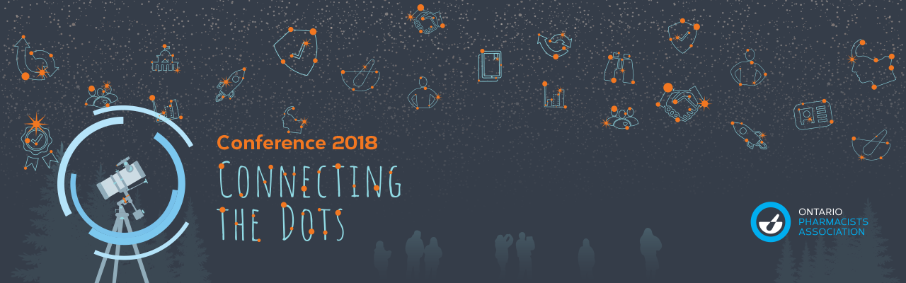 Conference 2018 - Connecting the Dots