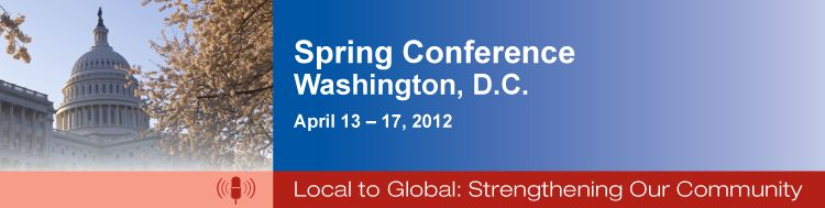 2012 Spring Conference