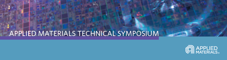 2018 Applied Materials Metrology & Inspection Technical Symposium