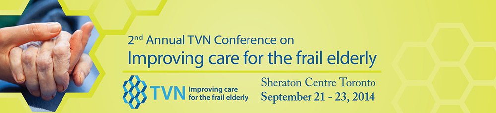2nd Annual TVN Conference on Improving Care for the Frail Elderly