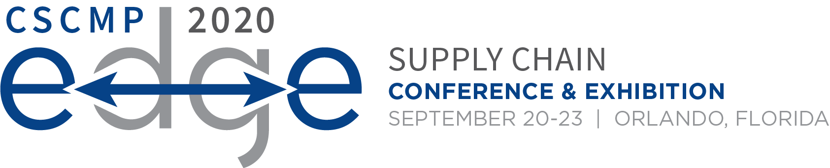 CSCMP EDGE 2020 Supply Chain Conference and Exhibition