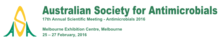 Antimicrobials 2016