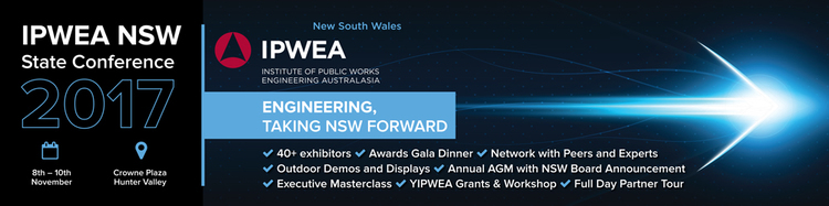 IPWEA NSW 2017 State Conference