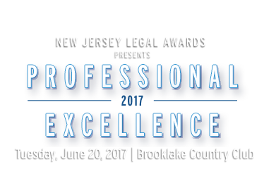 2017 New Jersey Legal Awards