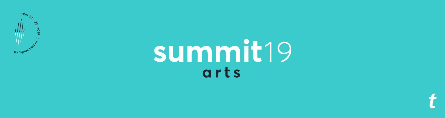 2019 Arts Summit