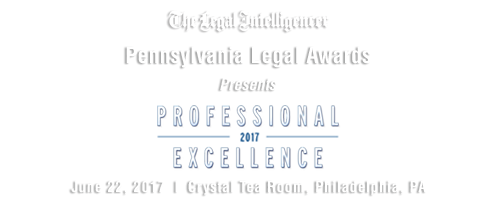 2017 Pennsylvania Legal Awards