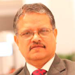 PS Nair, CEO, GMR Airports