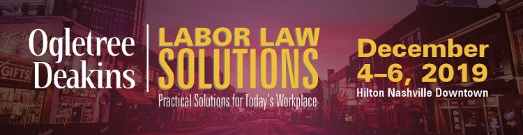 Labor Law Solutions 2019
