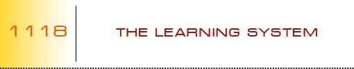 The Learning System logo